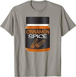 Cinnamon Spice Rack Girls Matching Halloween Costume Shirt
