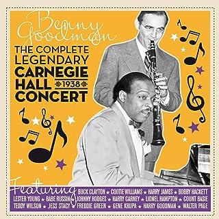Complete Legendary Carnegie Hall 1938 Concert