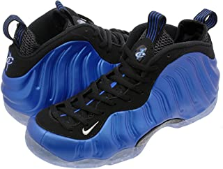[ナイキ] AIR FOAMPOSITE ONE XX DARK NEON ROYAL/WHITE/BLACK [並行輸入品]