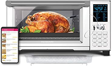 NUWAVE BRAVO XL 1800-Watt Convection Oven with Crisping and Flavor Infusion Technology..