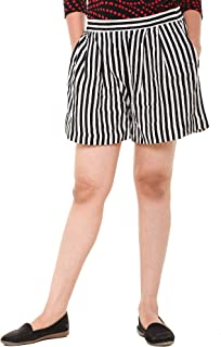 EASY 2 WEAR ® Womens Cotton Shorts (Size S to 2XL) Comfort FIT and Plus Sizes