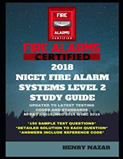 NICET Fire Alarm Systems Level 2 Study Guide