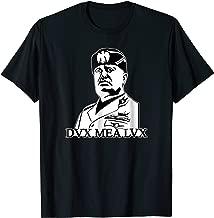 Mussolini DVX MEA LVX T-Shirt