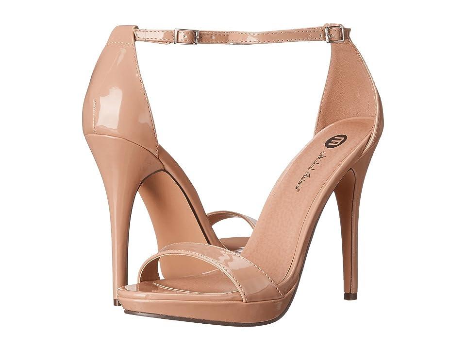 Michael Antonio Lovina Patent (Nude 2) High Heels