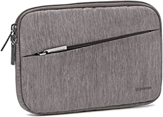 Evecase 6-7 inch Water Repellent Shockproof Tablet Sleeve for Amazon Kindle Paperwhite/Voyage/All-New Kindle (8th Generation, 2016) E-Reader - Warm Gray