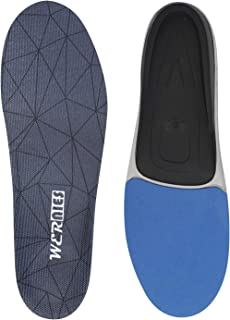 wernies Running Shoes Inserts for Men Women, Athletic Arch Comfort Insole