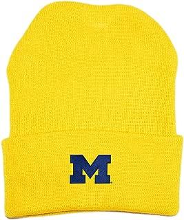 NCAA Big Ten Newborn Baby Knit Cap