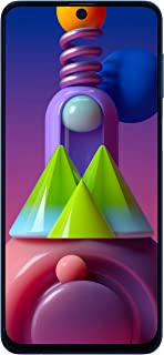 Samsung Galaxy M51 (Electric Blue, 6GB RAM, 128GB Storage) - Get Extra Rs 2,500 Off on Exchange - Limited Period Offer