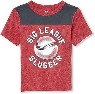 Baby Boys Short Sleeve Graphic T-Shirt