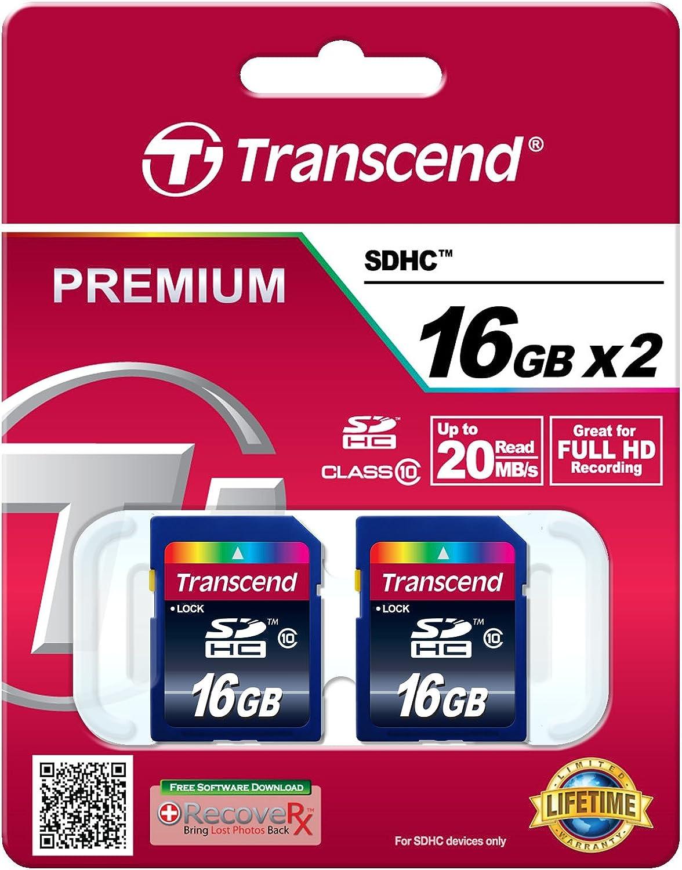 Transcend Extreme Speed Sdhc Class 10 Speicherkarte Computer Zubehör