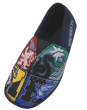 Harry Potter Hogwarts Boys Slippers