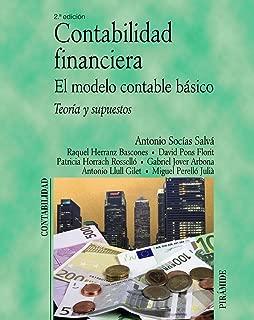 Contabilidad financiera. El modelo contable básico / Financial accounting. The basic model: Teoría y supuestos / Theory and Assumptions (Spanish Edition)