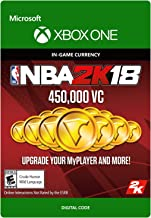 NBA 2K18: 450,000 VC - Xbox One [Digital Code]