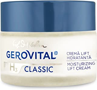 GEROVITAL H3 CLASSIC  Crema lift hidratante cutis seco (edad 35+)