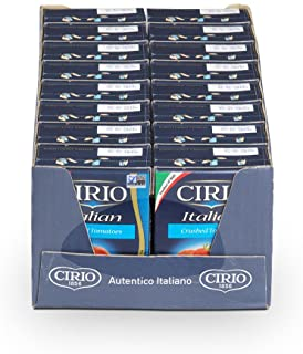 Cirio Italian Crushed Tomatoes, 13.76 Ounce (Pack of 16)