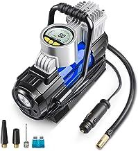 AstroAI Portable Air Compressor Pump, Digital Tire Inflator 12V DC Electric Gauge with..