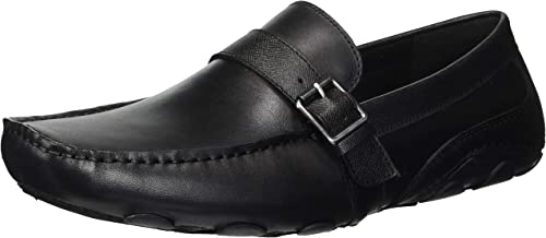 Kenneth Cole REACTION Men's Toast Driver C Driving Style Loafer, schwarz, 8.5 M US