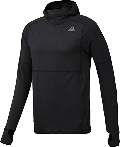 Reebok Thermowarm Fitted H Sweat-Shirt Homme