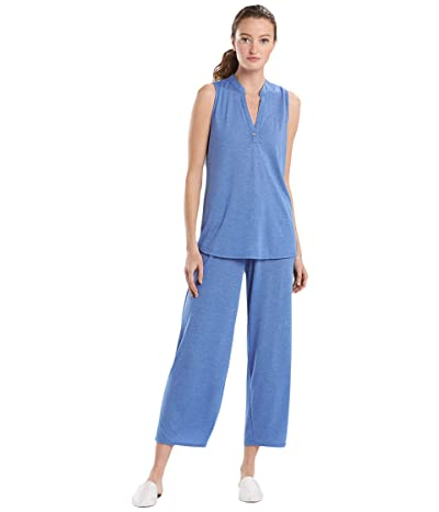 N by Natori Congo Sleeveless PJ Set (Azure Blue) Women