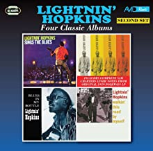 Four Classic Albums (Sings The Blues / Lightnin` Hopkins / Blues In My Bottle / Walkin` This Road By