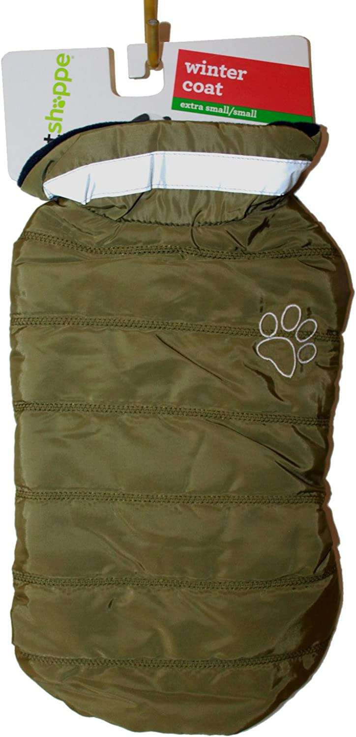 EXTRA SMALL   SMALL WINTER COAT FOR DOGS