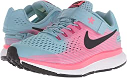 Zoom Pegasus 34 FlyEase WIDE (Little Kid/Big Kid)