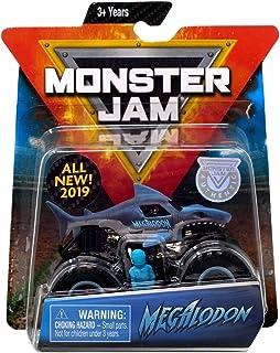MJ New 2019 Monster JAM 1:64 Scale Megalodon
