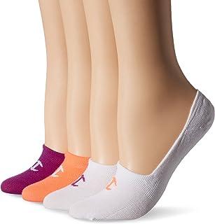 ChampionレディースDouble Dry 4?-パックパフォーマンスInvisible Liner Socks