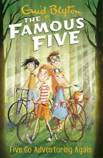 Famous Five: Five Go Adventuring Again: Book 2