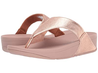 FitFlop Lulutm (Rose Gold) Women