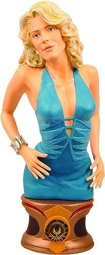 Diamond Select Battlestar Galactica  Blau Kleid Sechs Brustumfang
