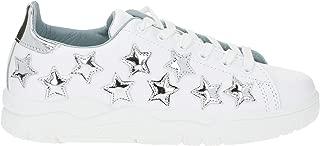 Chiara Ferragni Luxury Fashion Womens CF252600SILVER White Sneakers | Fall Winter 19