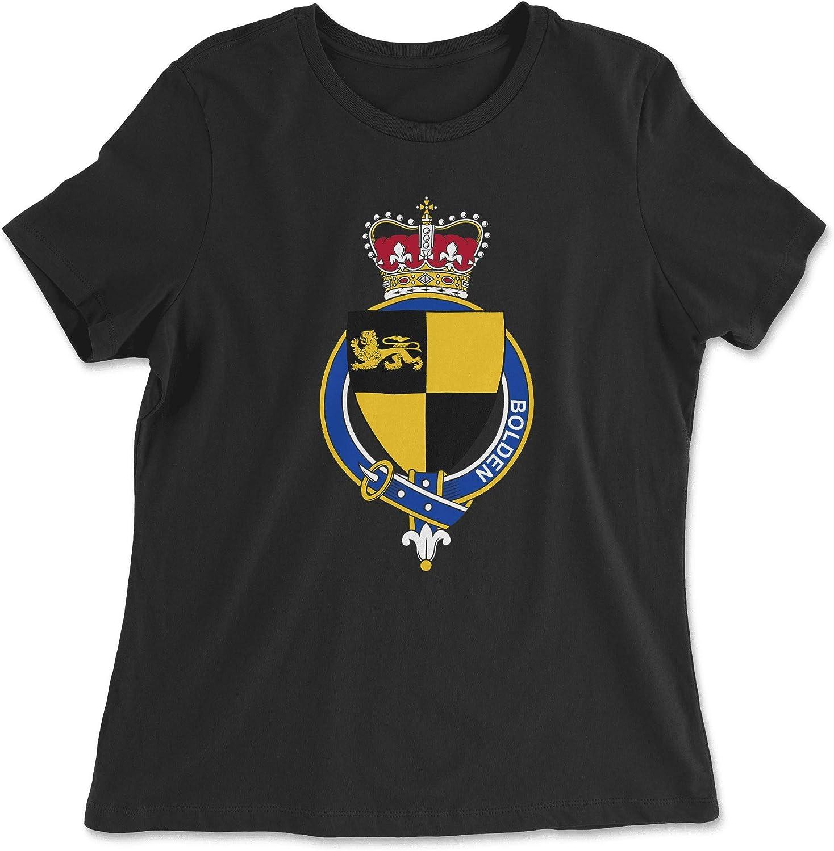 HARD EDGE DESIGN Women's English Garter Family Bolden T-Shirt