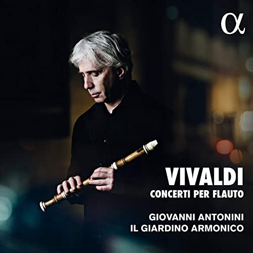Vivaldi: Concerti per flauto
