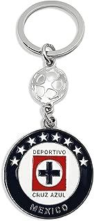 Keychain Mexico Soccer Team CRUZ AZUL