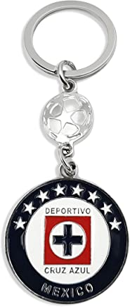Amazon.com: Keychain Mexico Soccer Team CRUZ AZUL: Shoes