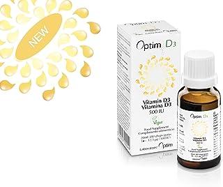 Optim Vitamina D - 20 gr