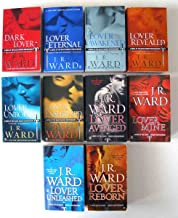 Complete Black Dagger Series Set (Books 1-10): Dark Lover , Lover Eternal, Lover Awakened, Lover Revealed, Lover Unbound, Lover Enshrined, Lover Avenged, Lover Mine, Lover Unleashed, Lover Reborn