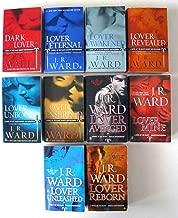 Complete Black Dagger Series Set (Books 1-10): Dark Lover , Lover Eternal, Lover Awakened, Lover Revealed, Lover Unbound, Lover Enshrined, Lover Avenged, Lover Mine, Lover Unleashed, Lover Reborn