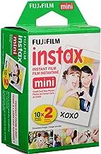 Fujifilm Instax Mini Instant Film, 2 x 10 Shoots