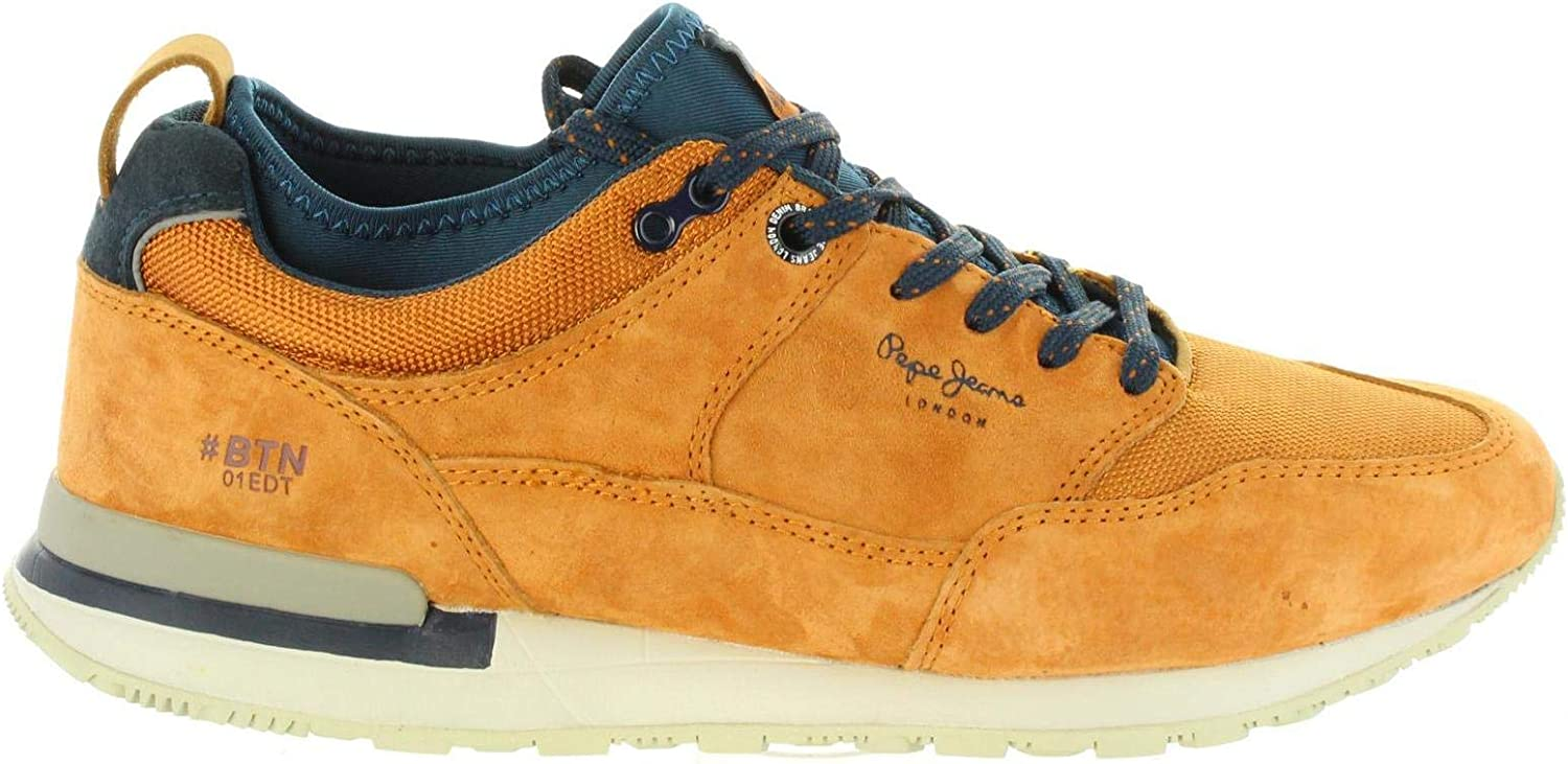 Pepe Jeans BTN Treck Pack, Chaussure pour Homme