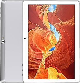Tablet 10.1 inch,Android 9.0 Pie,1280x800 G+G IPS HD Display,2GB RAM,32GB Storage,Quad-Core Processor,8MP Rear Camera,Blue...