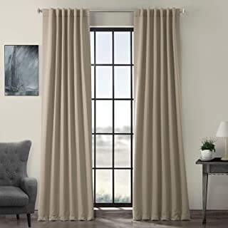 Half Price Drapes BOCH-134308-84 Blackout Curtain 50 X 120 BOCH-151304-120