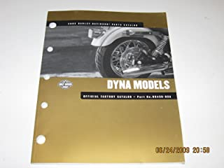 2002 Harley Davidson Dyna Models Parts Catalog