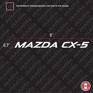 Felgen Aufkleber Mazda MX-3 002 4 x Türgriff
