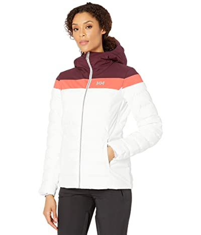 Helly Hansen Imperial Puffy Jacket (White 1) Women
