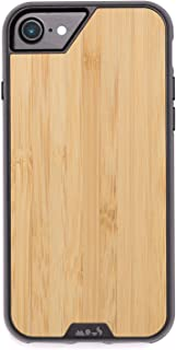 MOUS Protective iPhone 8/7/6s/6 Case - Real Bamboo Wood - Screen Protector Inc.