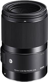SIGMA 70mm F2.8 DG MACRO Canon EFマウント フルサイズ対応 271954