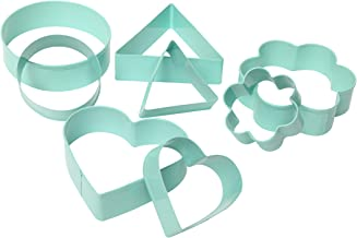 Wiltshire Cookie Cutters, 8pc, Mint