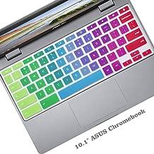 Keyboard Cover Skin Design for 2018 Newest Premium Asus Flip 10.1